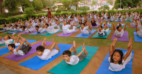Morarji Desai National Institute of Yoga